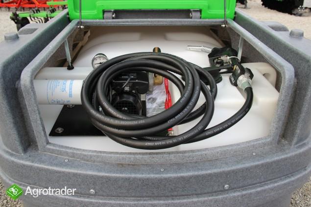 Zbiornik na paliwo on ropę fortis 2500 L cpn Agroline 1 - zdjęcie 3