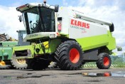 CLAAS LEXION 420 EVOLUTION - 2003 ROK