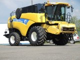 NEW HOLLAND CX 8080 - VARIO 7.32 M - 2007 ROK