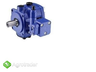 Pompa hydrauliczna Hydromatic R902459592 A A10VSO140 DFR131R-VPB12 , H - zdjęcie 3
