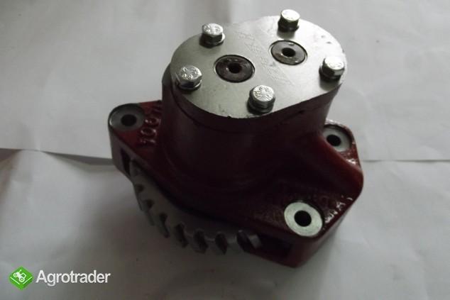 Pompa wzmacniacza momentu Ursus C-385, Zetor Niski Ząb.   - zdjęcie 2