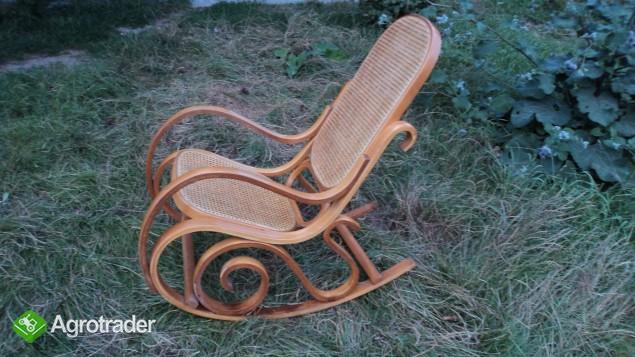 Fotel bujany - zdjęcie 2