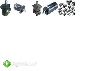 Silnik hydrauliczny OMV400; OMV 315; OMV500, OMV630