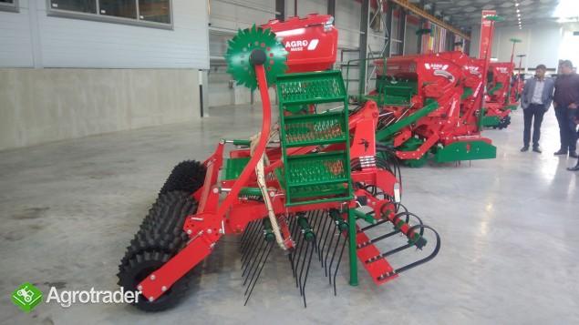 Agregat do uprawy użytków zielonych GRASS 300 Agro-Masz - zdjęcie 3