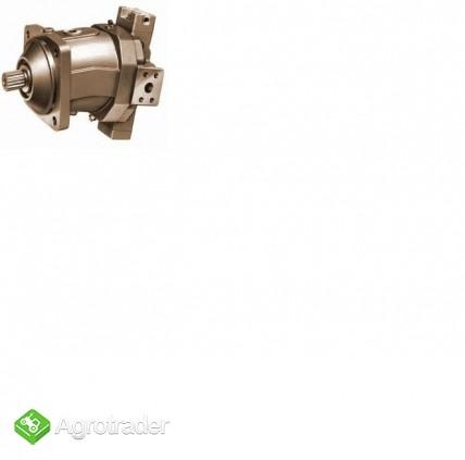 Silniki hydrauliczne REXROTH A6VM107EP1/63W-VZB020HB  - zdjęcie 4