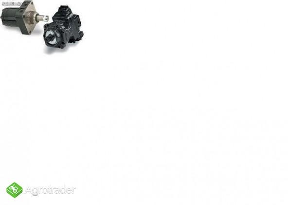Rexroth silnki hydrauliczne A6VM107HZ3/63W-VZB020B  - zdjęcie 4