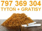 Tani tytoń papierosowy + gratisy! Tytoń jasny lub tytoń ciemny, hit!
