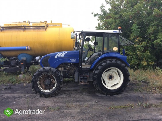 Farmtrac 80 4WD nie zetor ursus new holland case john - zdjęcie 3