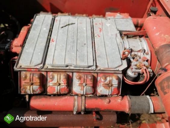 Silnik Deutz Fahr 1600,1610,1620,1630 części sita, klawisze, wariatory - zdjęcie 4