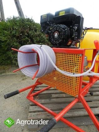 Przenośny opryskiwacz spalinowy, napęd z silnika o mocy 6.5 200L - zdjęcie 1