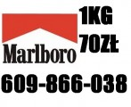 Wysyłka tytoń papierosowy Cena 70ZŁ,  Telefon 609-866-038