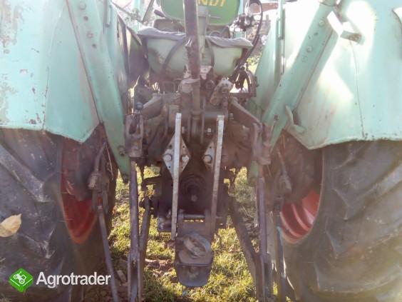 Fendt Farmer 2s wspomaganie TUR - zdjęcie 3