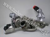VW - Turbosprężarka BorgWarner KKK 2.0 TDI 10009700027 /  10009700064