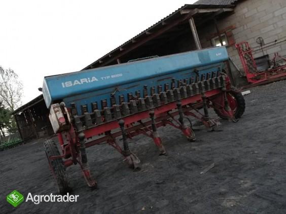 Siewnik do kukurydzy samoróbka ISARIA typ 6000, 2,5m - zdjęcie 3