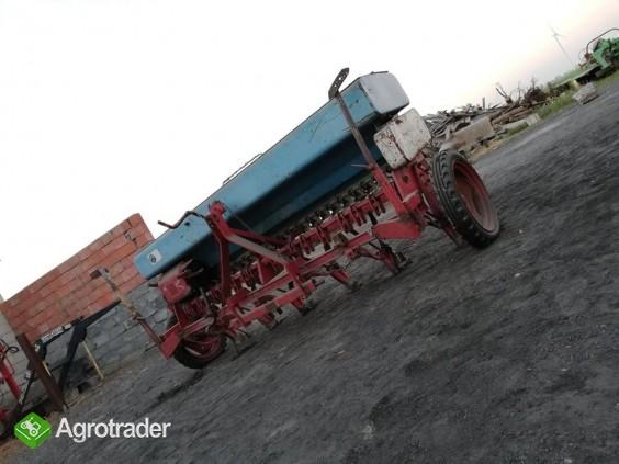 Siewnik do kukurydzy samoróbka ISARIA typ 6000, 2,5m - zdjęcie 4