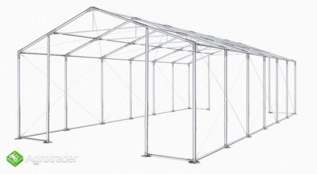 Całoroczna Hala namiotowa 5m × 12m × 2,5m/3,41m - zdjęcie 1
