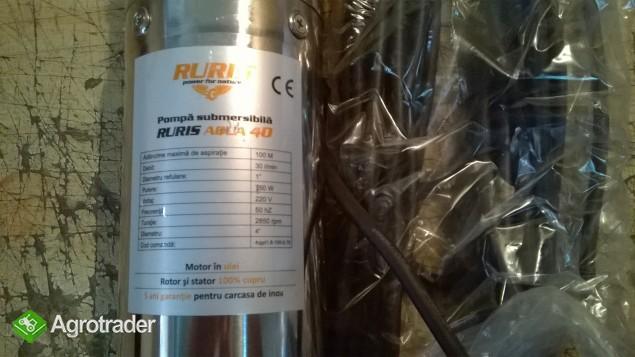 Pompa głębinowa RURIS Aqua 40 - zdjęcie 4