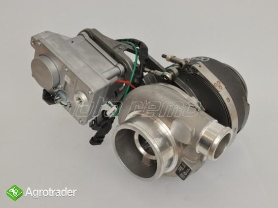 Turbosprężarka RE531233, DZ108167, 0011380640, 12649880079 John Deere