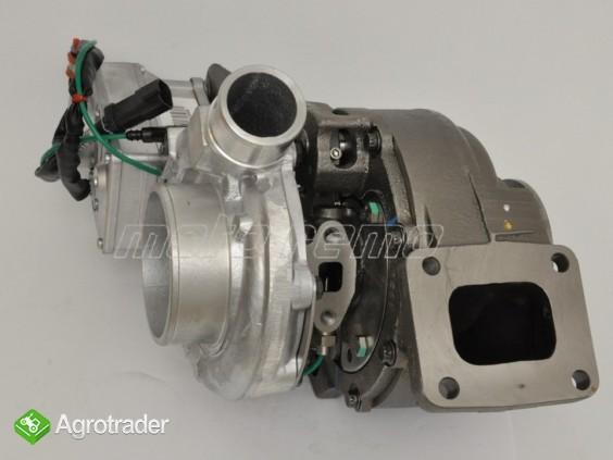Turbosprężarka RE535675, RE534532, RE526741, 178735 John Deere