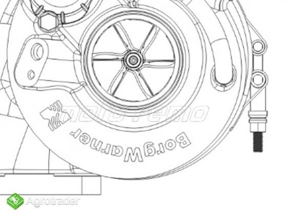 Turbosprężarka 178734 BorgWarner - John Deere