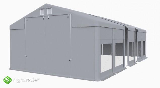 Całoroczna Hala namiotowa 5m × 14m × 2,5m/3,41m - zdjęcie 2
