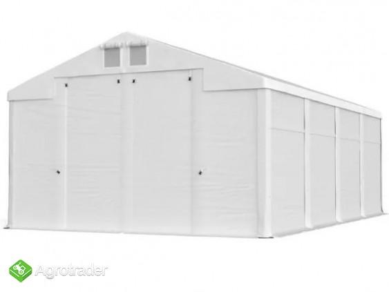Całoroczna Hala namiotowa 5m × 14m × 2,5m/3,41m - zdjęcie 6