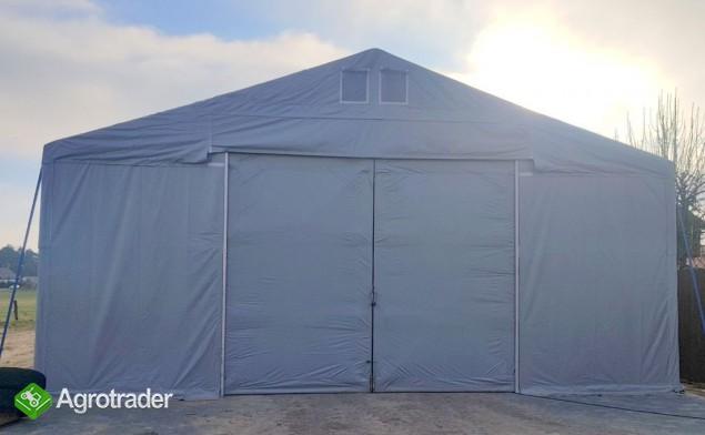 Całoroczna Hala namiotowa 5m × 7m × 2,5m/3,41m - zdjęcie 6