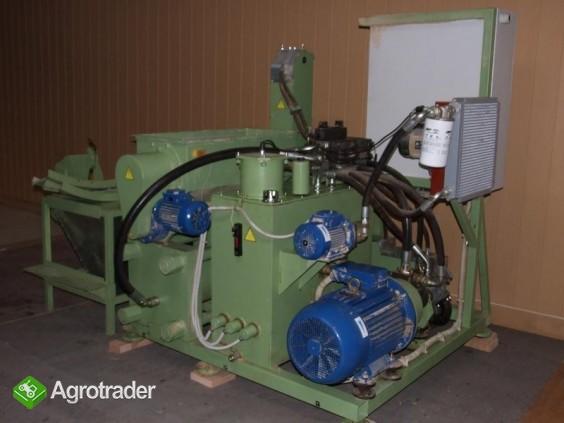 Urządzenie do produkcji brykietu, peletu - zdjęcie 1