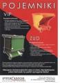 Pojemniki samowyładowcze VIP