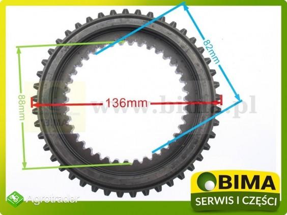 Pierścień synchronizatora Case IH 1455XL,955,955XL,1056 - zdjęcie 2