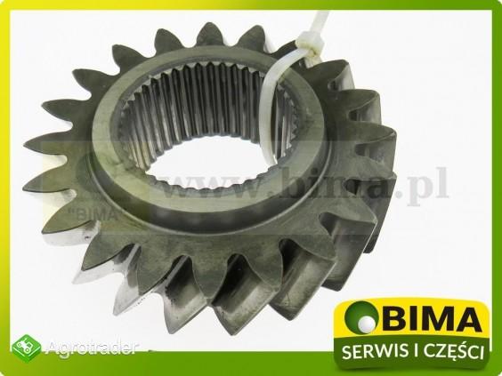 Używane koło zębate drugiego biegu Renault CLAAS 950 MI