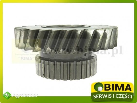 Używane koło zębate tylnego wałka Renault CLAAS Temis 650 - zdjęcie 2