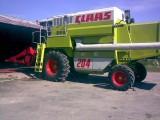 Usługi koszenia zbóż