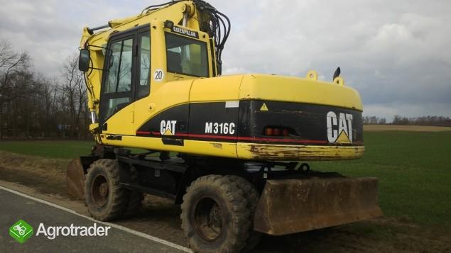 Koparka Kołowa Caterpillar Cat M 316 C  - zdjęcie 2