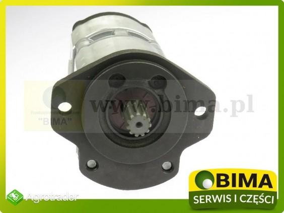 Pompa hydrauliczna hydrauliki Renault CLAAS CERGOS 355 - zdjęcie 1