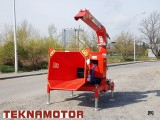 Rębak tarczowy  Teknamotor Skorpion 250R/90