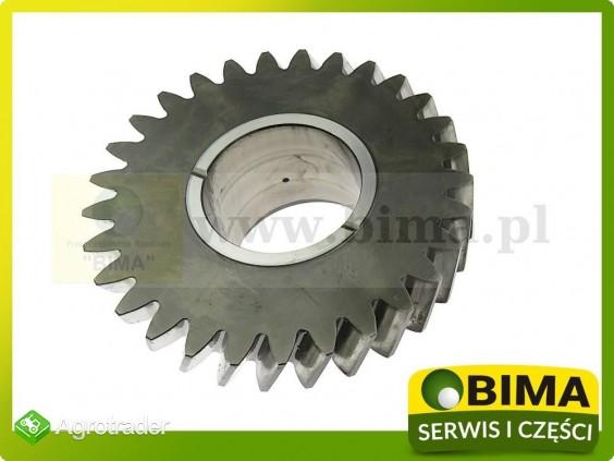 Używane koło zębate tylnego wałka Renault CLAAS 106-14 - zdjęcie 1