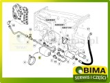 Akumulator hydrauliczny Renault CLAAS ATLES 925,926,935