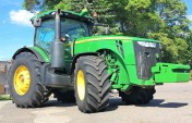 JOHN DEERE 8335R - POWERSHIFT - 2013 - 382 KM - AUTOTRAC