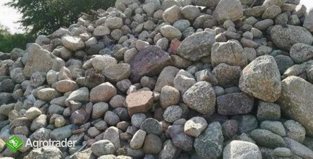Kamień polny kule duże 80 zł tona Toruń - zdjęcie 3