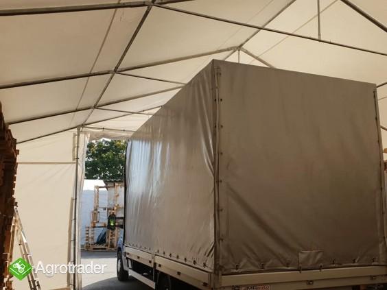 Mocny namiot magazynowy MTB Warsztat Garaż 5x7x2,5 - zdjęcie 2
