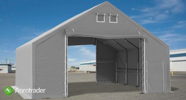 Hala namiot magazynowy handlowy 6x8x2 MTB - zdjęcie 4