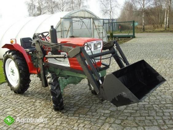 Mini traktor YANMAR 2010 D + TUR nie kubota iseki