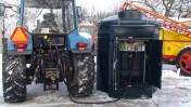 SPOŚOB NA TANIE PALIWO, zbiorniki dwupłaszczowe na olej napedowy