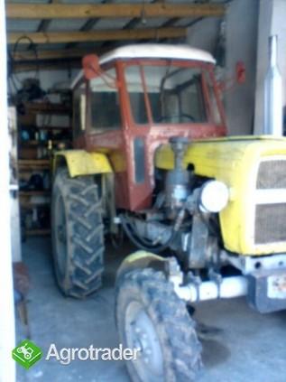 Ciągnik Sam z silnikiem od C-330