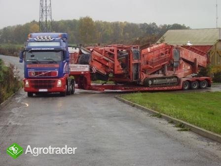 Transport ponadgabarytowy, PHU Jan Wengrzyn - zdjęcie 1