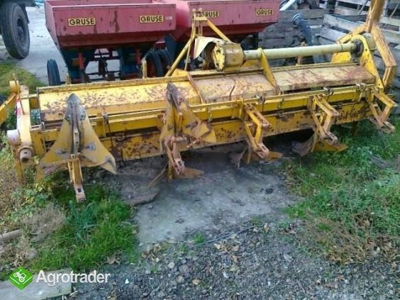 Sadzarka do ziemniaków GRUSE 4-rzedowa , 2 rzedowa - zdjęcie 3