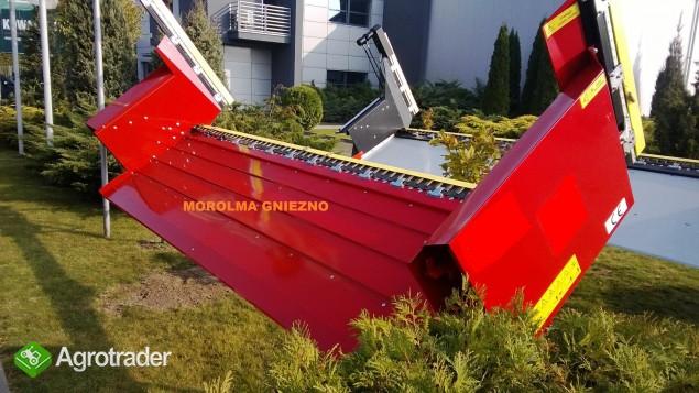 HIT Stół do rzepaku najazdowo-progowy szybki montaż Bizon Super/Rekord - zdjęcie 4