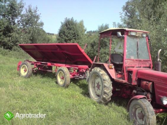 Przyczepa rolnicza - zdjęcie 3