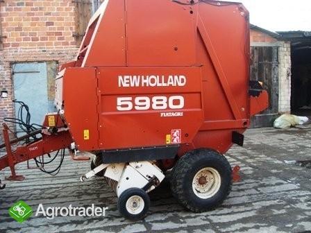 prasa new holland 5890 - zdjęcie 1